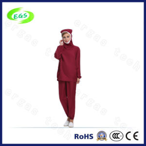 ESD Clothes Supplier Antistatic Polyester Filter Clothes pictures & photos