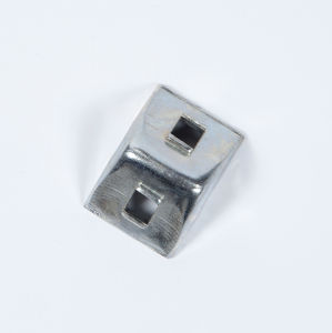 High quality T Joint Angle Inner Connector Die-Cast Part Aluminum with Fastener (40-40) pictures & photos