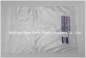 China Heat Seal Red LDPE Colored Zip Lock Plastic Bag - China Zipper ... cecdcc516ae17