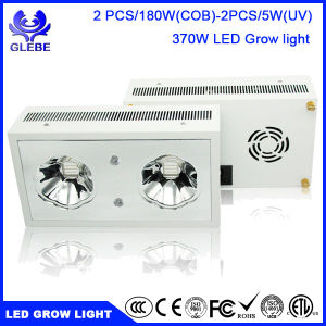 COB LED Grow Light Full Spectrum ETL Certificate for Hydroponic Indoor Plants Growing, 370W True Watt LED Light pictures & photos