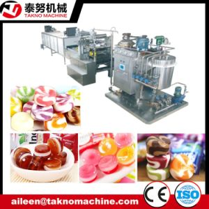 150-600kg/Hr Used Candy Making Machines