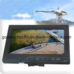 "No Blue Screen 7"" HD Fpv Monitor pictures & photos"