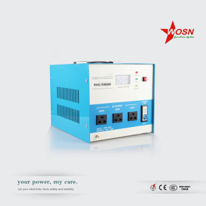 5000va Single Phase Motor Automatic Voltage Regulator