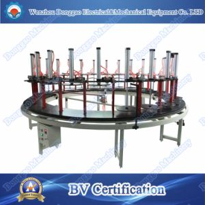 Circular Forming Working Platform of Filter pictures & photos