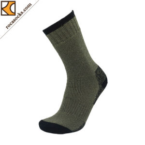 Unisex Merino Wool Comfortable Expedition Socks (162016SK) pictures & photos