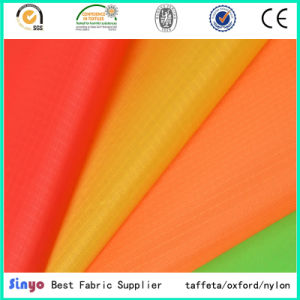 100% Polyester Oxford 1*1 PU Coated Ripstop Waterproof Outdoor Tent Fabric pictures & photos