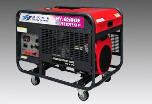Portable Powerful 7kw Gasoline Generator Made in China