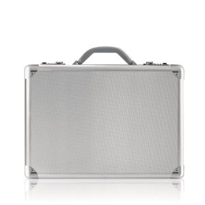 Aluminum Laptop Attache Hard-Sided Case with Combination Locks pictures & photos