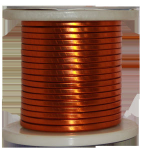 200 Class Polyimide F46 Compound Film Wrapping Rectangular Copper Wire.