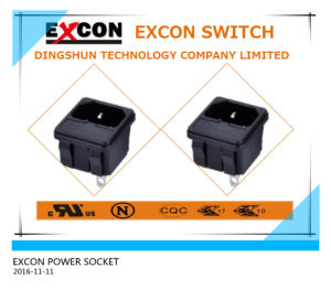Electronic Power Socket S-03f-12-5 Excon Durable Socket