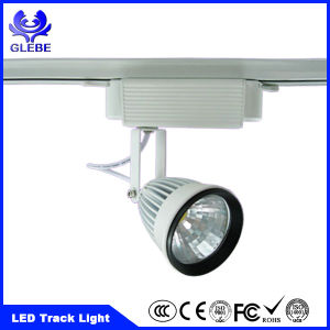 Hot Sale Commercial Track Lighting 40W Track Light LED Track Light COB pictures & photos