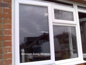 Australian Style Top Hung Window And Awning W Fly Screen