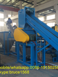 Plastic PP PE Woven Bags Film Recycling Machine Crushing Washing Line pictures & photos