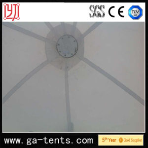 Outdoor PVDF Steel Structure Car Parking Tent pictures & photos