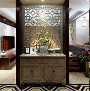 China Customzied Stainless Steel Living Room Divider Hotel