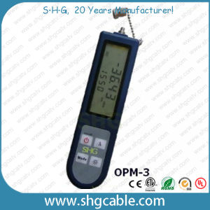 Opm-3 Unique Handheld Fiber Optical Power Meter pictures & photos