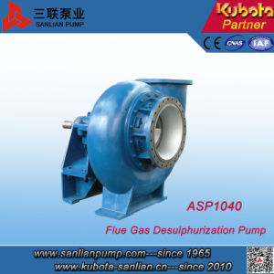 Asp1040 Series Flue Gas Desulphurization Slurry Pump