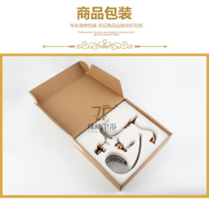 New Design Chinese Ceramic Basin Faucet (Zf-604) pictures & photos