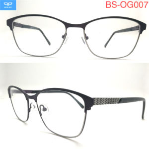 Good Quality Metal Optical Frame with Spring Hinge