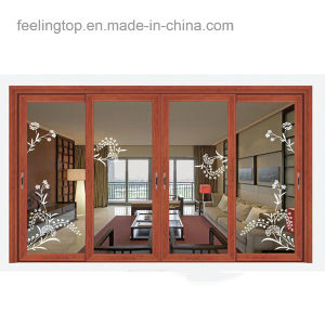 Australia Standard Luxury Aluminum Alloy Sliding Window (FT-W126) pictures & photos