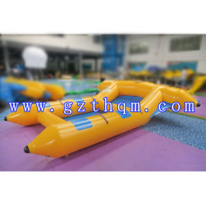 PVC Inflatable Flying Towable Fish/Inflatable Banana Flyfish pictures & photos