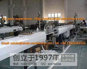PPR Pipe Production Line Pipe