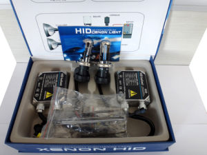 AC 12V 35W H4h/L HID Conversion Kit with Regular Ballast