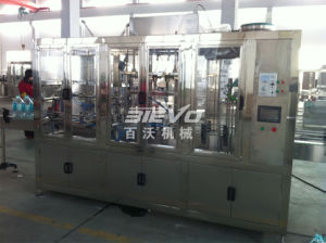 Complete Mineral Drinking Water Bottling Production Line of 3L-10L Bottle pictures & photos
