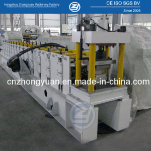 Over Seas Service Steel Stud Roll Forming Machine pictures & photos