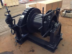 Marine Electric Mooring Winch pictures & photos