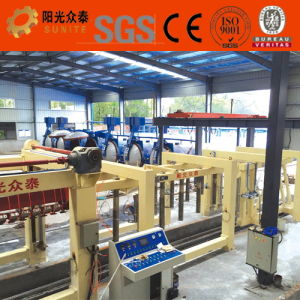 Autoclaved AAC Production Line / Wise Investmen AAC Block Plant pictures & photos