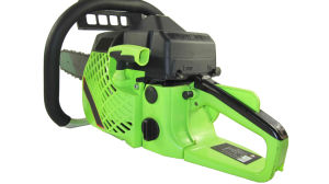 CE/GS Approved Chain Saw Wood Cutting Machine, Cheapest Homesite Chainsaw with 58cc Motor