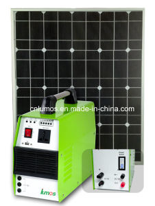 150W off Grid Indoor Outdoor Portable Residual Solar System
