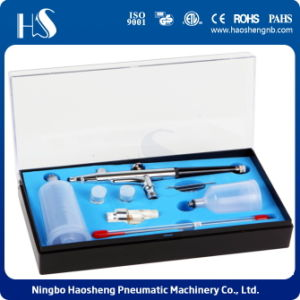 Double Action Airbrush Kit HS-31CKF pictures & photos