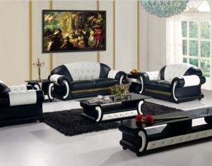 Modern Home Furniture Sofa Set With Italian Leather