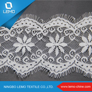 Non-Elastic Eyelash Lace for Lady pictures & photos