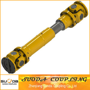 Long Telescopic and Double Flange Joint Split Fork Universal Coupling pictures & photos