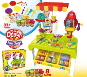 Color Children DIY Play Dough Set Pretend Toy Play Dough (H5931107) pictures & photos