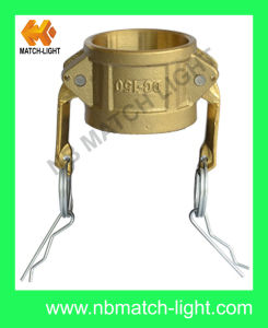 Brass Forged Dust Cap Cam and Groove Coupling pictures & photos