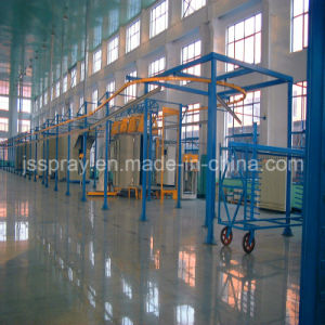 Sunlight Aluminum Profiles Painting Line