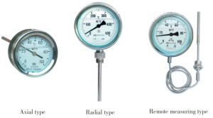 Factory Sales Pressure Type Anti-Vibration Thermometer