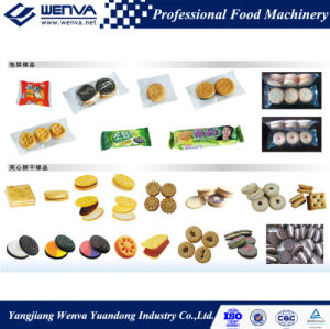 Hot Sale Import Biscuit Chocolate Sandwich Machine pictures & photos