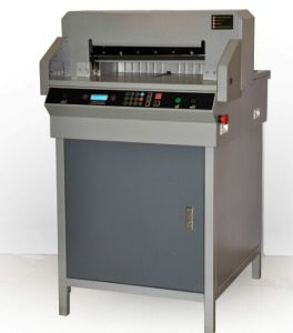 Program-Control Paper Cutting Machine 460mm (YD-4605R) pictures & photos