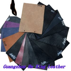 PVC Leather Synthetic Leather Multi Use for Bag, Wallet pictures & photos