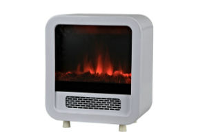 Free Standing Mini Portable Electric Fireplace