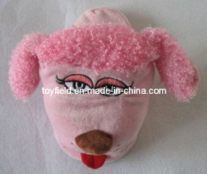 Dancing Slippers Plush Cartoon Stuffed Slippers (TF9739) pictures & photos
