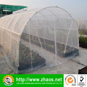 PE Material Round Wire Mosquito Net (55GSM) pictures & photos
