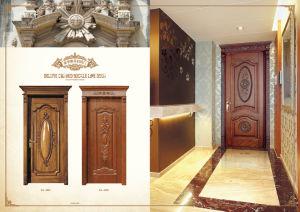 China Teak Wood Main Door Design Solid Wood Doors China Wood Door