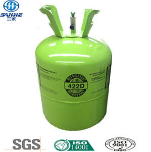Sanhe Brand High Quality Refrigerant Gas R422D pictures & photos