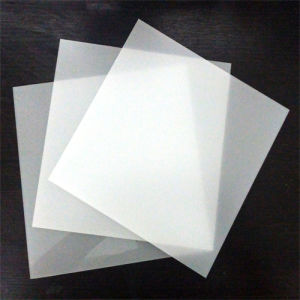 Antiglare Plastic Light Diffuser for LED Panel Light